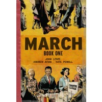 march_book_one_lewis