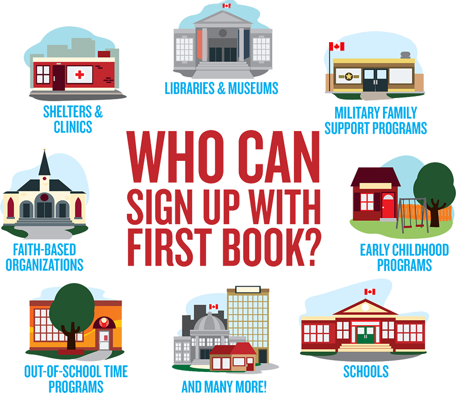 Welcome To First Book